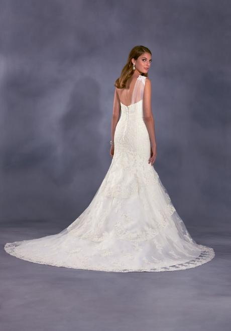 Alfred Angelo Disney Wedding Dress 1
