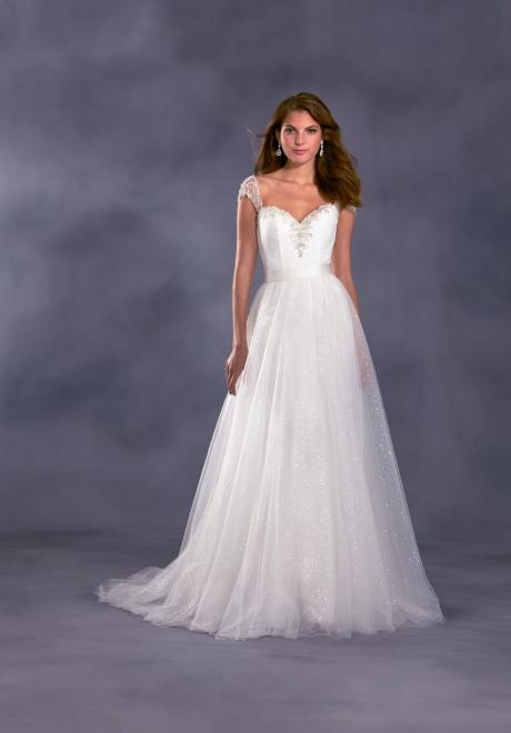 Alfred Angelo Disney Wedding Dress 10