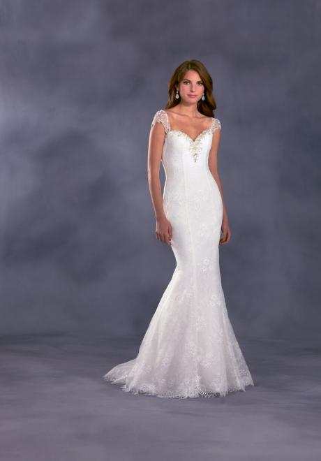 Alfred Angelo Disney Wedding Dress 11