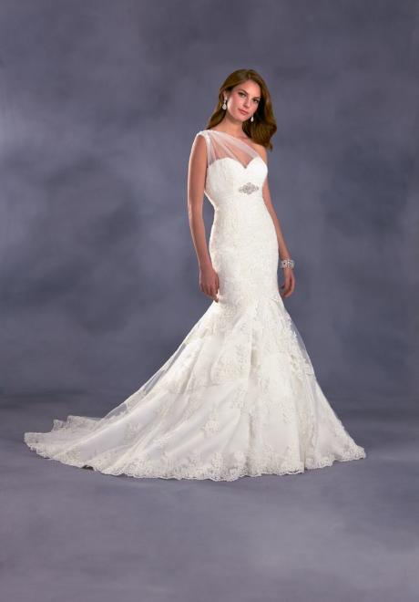 Alfred Angelo Disney Wedding Dress 2