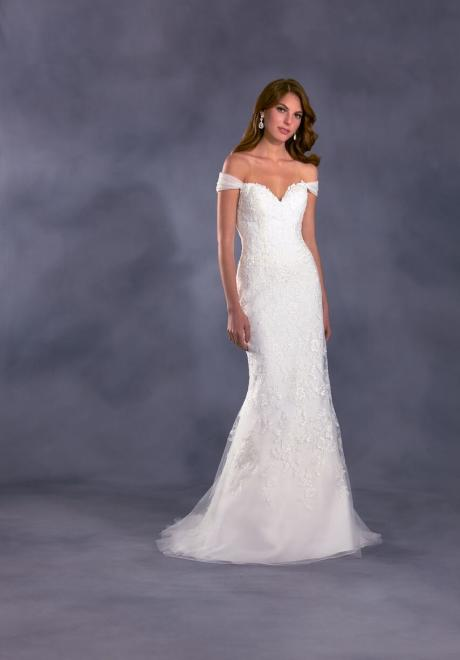 Alfred Angelo Disney Wedding Dress 3