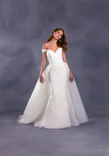 Alfred Angelo Disney Wedding Dress 4