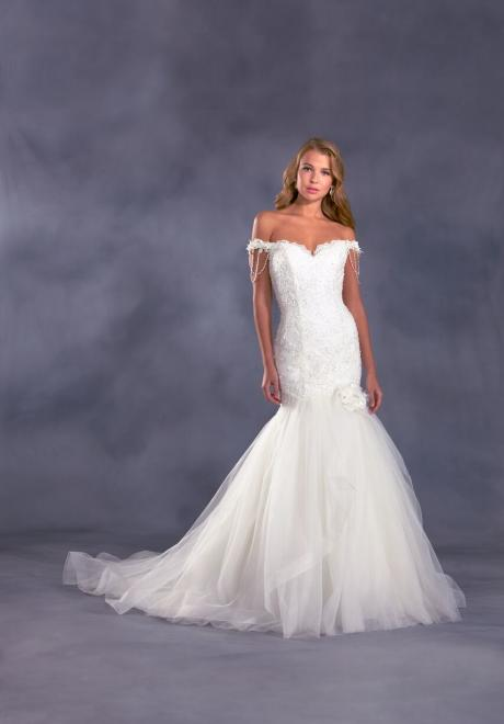 Alfred Angelo Disney Wedding Dress 5