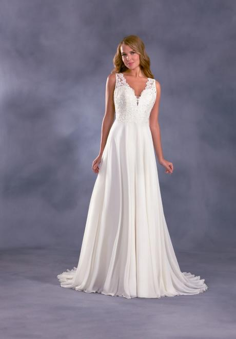 Alfred Angelo Disney Wedding Dress 6