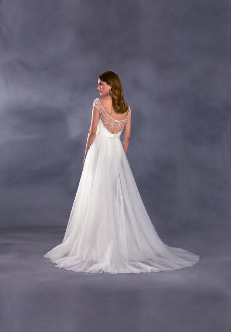 Alfred Angelo Disney Wedding Dress 8