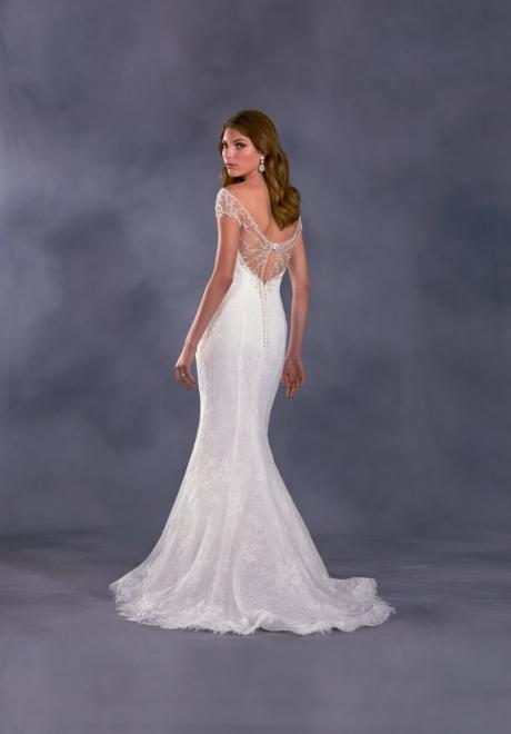 Alfred Angelo Disney Wedding Dress 9