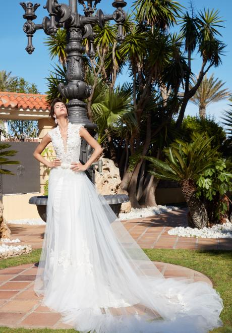 Alessandra Rinaudo's 2018 bridal collection 27