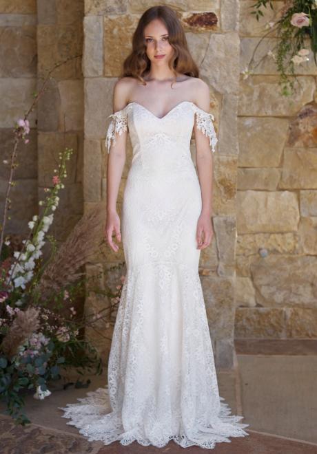 Claire Pettibone Spring 2018 Wedding Dresses