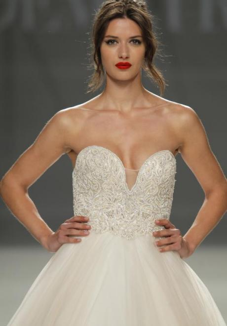 The 2018 Wedding Dress Collection by Demetrios