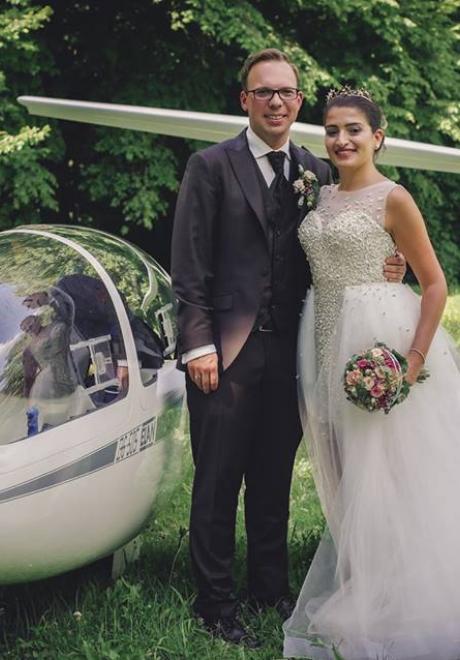 Majd and Max Wedding 14