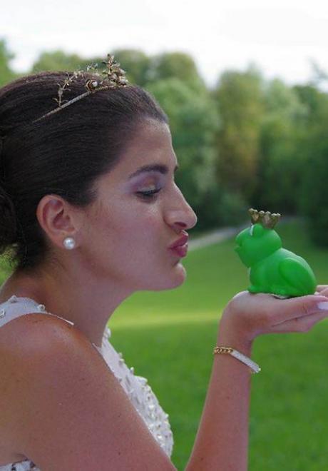 Majd and Max Wedding 3