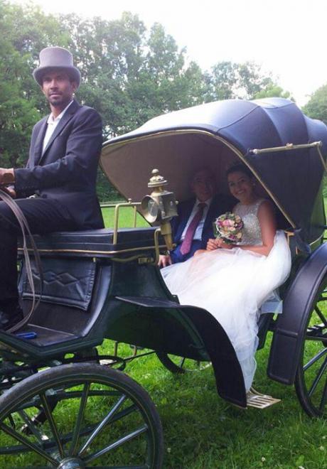 Majd and Max Wedding 5