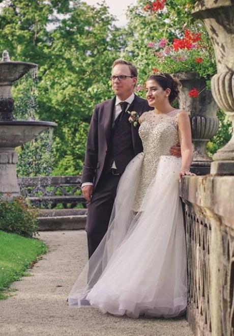 Majd and Max Wedding 8