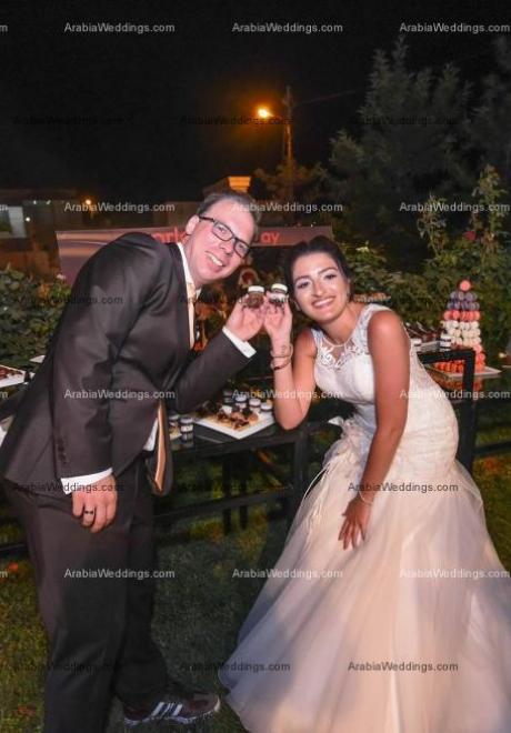 Majd and Max Wedding 54