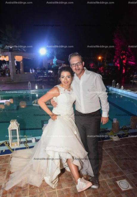 Majd and Max Wedding 50