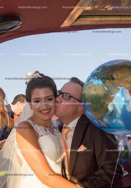 Majd and Max Wedding 46
