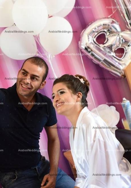 Majd and Max Wedding 24
