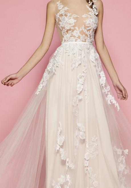 The 2018 Wedding Dress Collection by Georges Hobeika