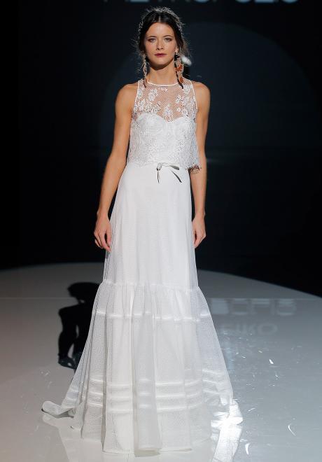 The 2018 Spring Wedding Dresses by Jesus Peiro