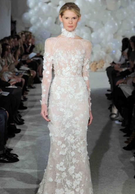The Spring 2018 Mira Zwillinger Wedding Dresses