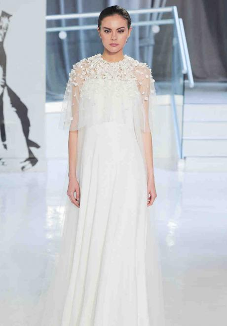 The Peter Langner Spring 2018 Wedding Dress Collection