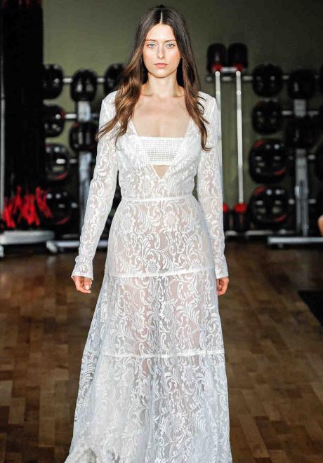 Rivini Fall 2018 Wedding Dress Collection by Rita Vinieris
