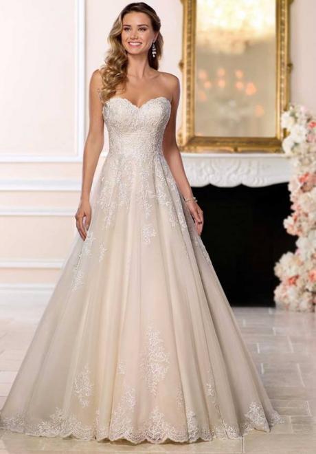 Stella York's 2018 Wedding Dress Collection
