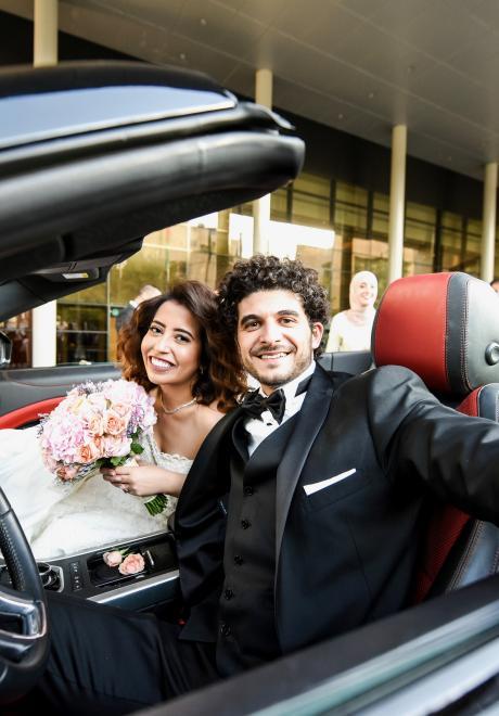 Confessions of a Real Bride: Shatha Al Sheikh