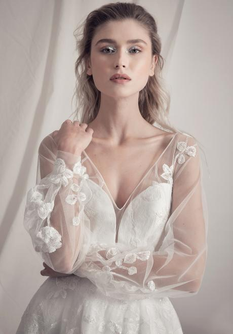 Beirut Bridal Boutique L'Atelier Blanc Introduces The Lab Wedding Gowns