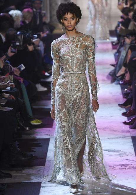 2018 Engagement Dresses For The Dazzling Bride by Elie Saab