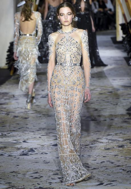 Beautiful 2018 Dresses For Your Engagement by Zuhair Murad