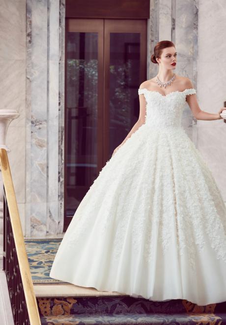 The 2018 Wedding Dresses by Ebru Sanci 1