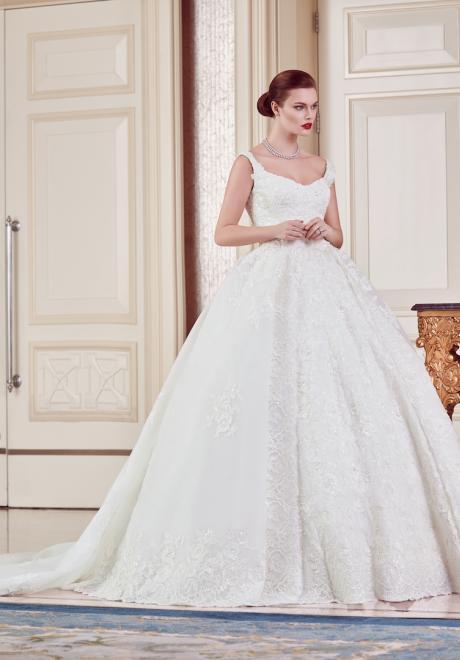 The 2018 Wedding Dresses by Ebru Sanci 18