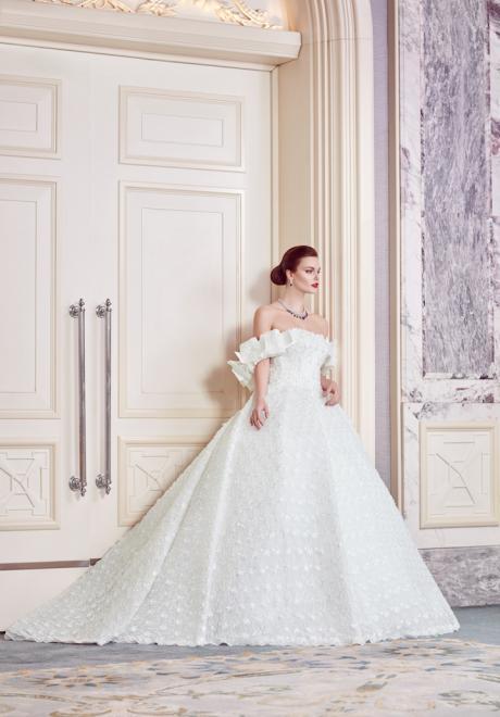 The 2018 Wedding Dresses by Ebru Sanci  23