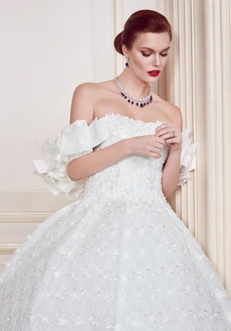 The 2018 Wedding Dresses by Ebru Sanci  24