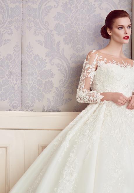The 2018 Wedding Dresses by Ebru Sanci  25