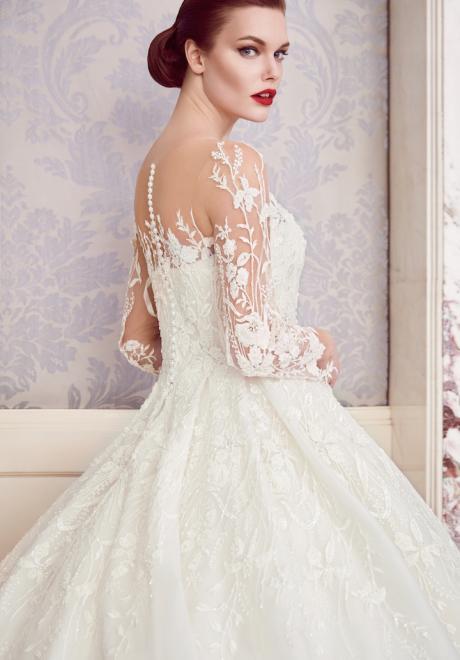 The 2018 Wedding Dresses by Ebru Sanci  27