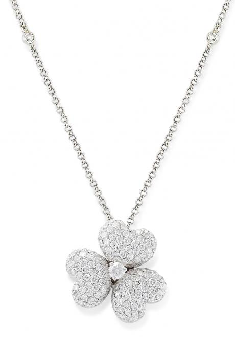 Flower Eternity Pendant by Mouawad