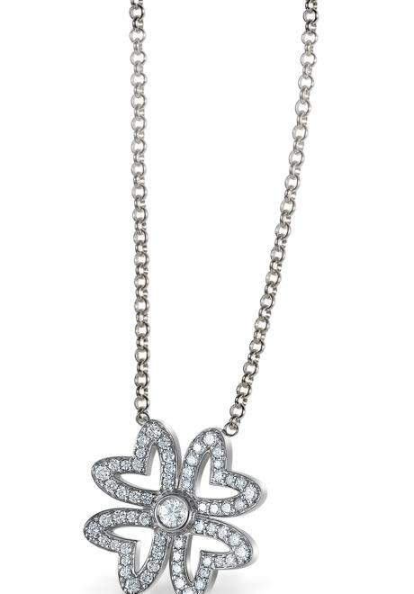 Love M Pendant by Mouawad 1