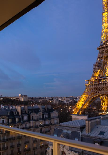 Hotel Spotlight: The Pullman Paris Tour Eiffel