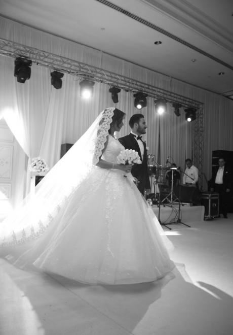 The Unique Wedding of Zaina and Abdulrahman