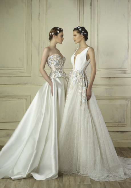 Gemy Maalouf To Showcase Bridal 2018 Collection At White Gallery