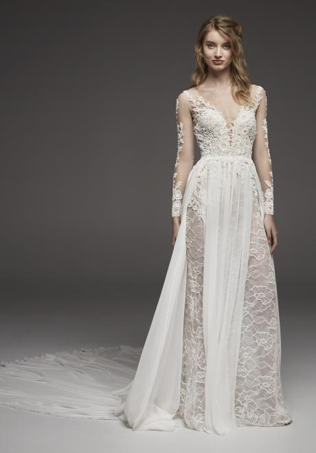 Pronovias 2019 wedding dress 15