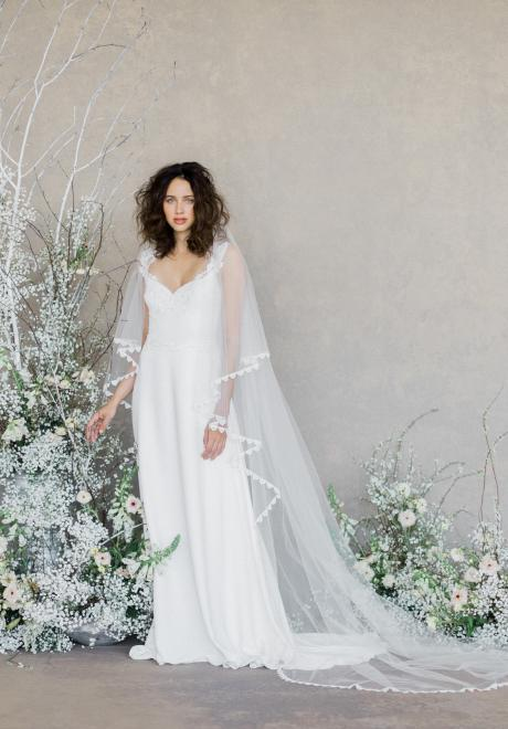 The White Album Wedding Dress Collection by Claire Pettibone