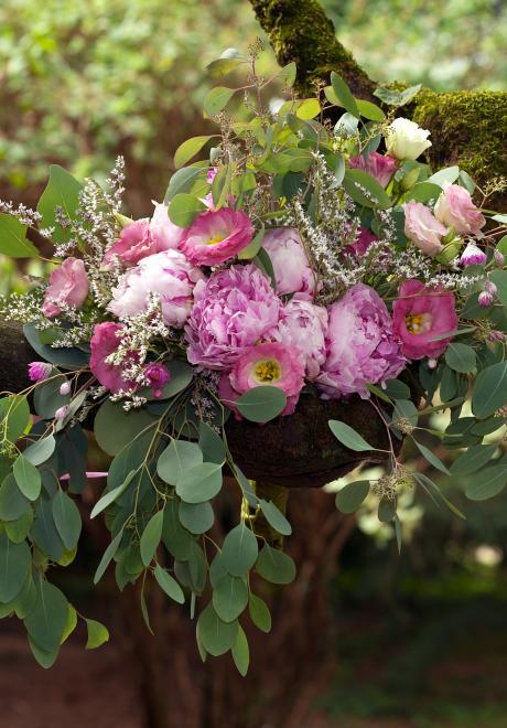 Unique Wedding Flowers By Dahlia Design 1