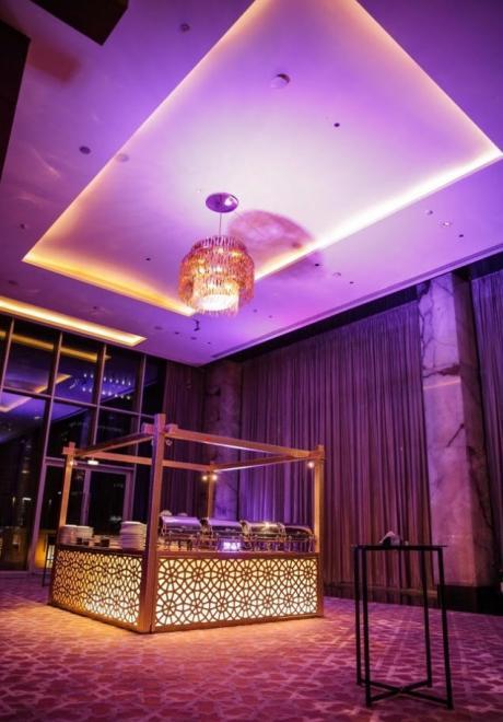 The Wedding of Aya and Ammar in Dubai