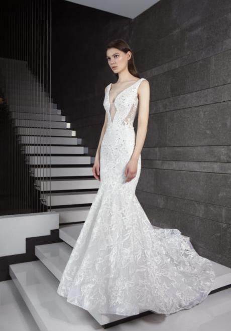 The 2019 Wedding Dress Collection by Tony Ward