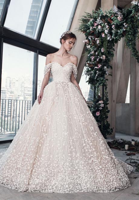 Tony Ward La Mariée Spring 2019 Wedding Dresses