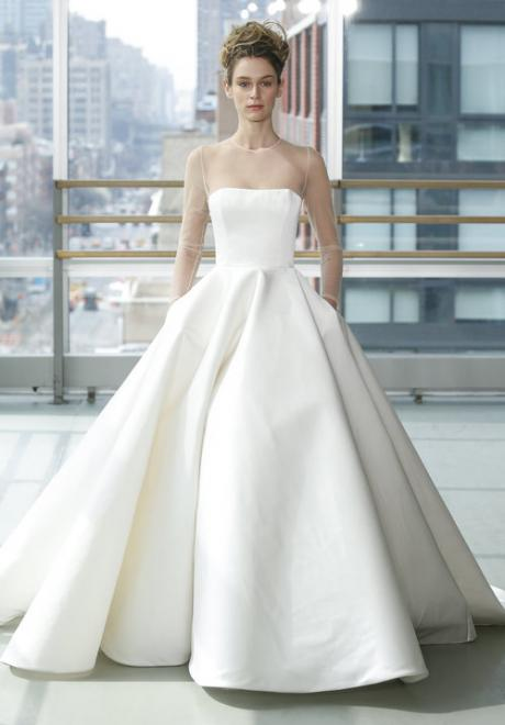 The 2019 Spring Wedding Dress Collection by Gracy Accad