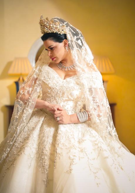 Lara Abdallat and Ali Bibi Wedding 12